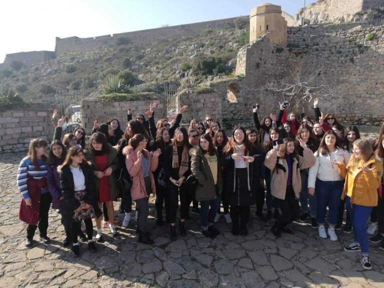 Εκδρομή κοριτσιών γυμνασίου-λυκείου 2019