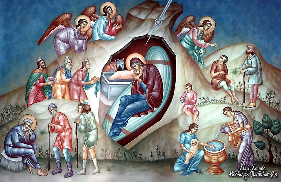 Πώς θα ζήσουμε πνευματικά τα Χριστούγεννα