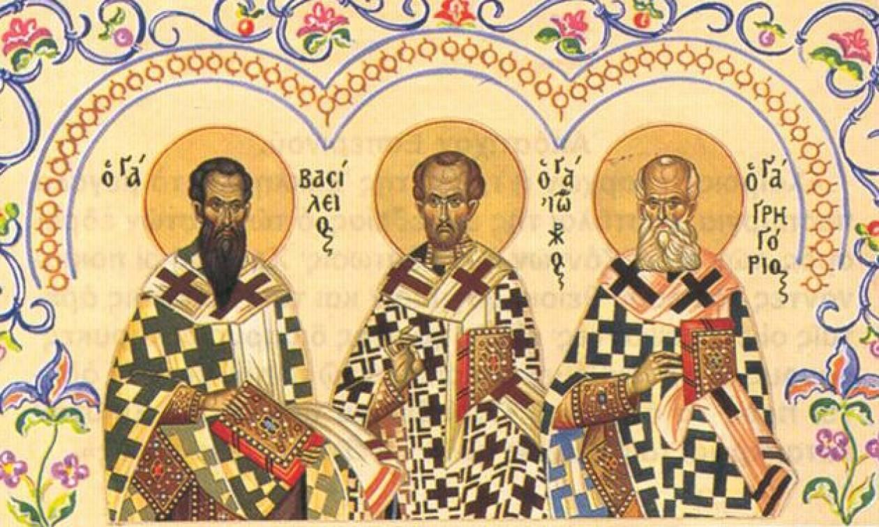 Οι τρεις Ιεράρχες και η εξουσία